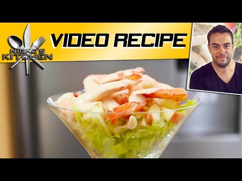 How to make Prawn Cocktail | Nicko's Kitchen