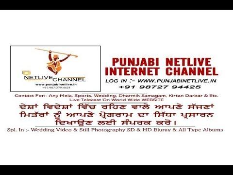 Reception Ceremony Munish weds Pooja Live By JS Studio