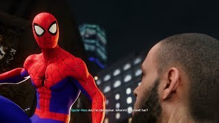 Like Old Times (Into the Spider-Verse Suit Walkthrough) - Marvel