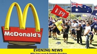 Evening News - Islamophobia + McDonalds War]
