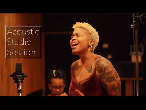 "Chrisette Michele's Acoustic Studio Jam Session Pt. 1 | Janet Jackson ""I Get Lonely"" Cover"