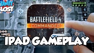Battlefield 4 Tablet Commander App (Is Awesome!) iPad Air Gameplay
