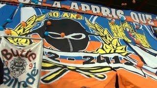 Montpellier - Lyon 19/04/2013 (Los Paillados) act 1