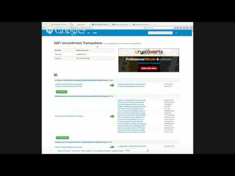Transmission 33 w/ Coin Cadence, Bitcoin Mining, Transaction Volume, Block Size, P2P Mining Pools