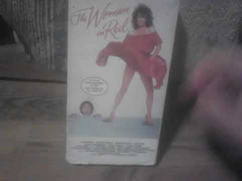 435e2b5677 The Woman In Red 1984 VHS Review - YouTube