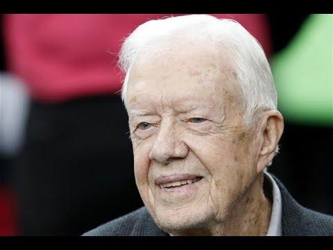 Jimmy Carter: Let Me Talk To Kim Jong Ün