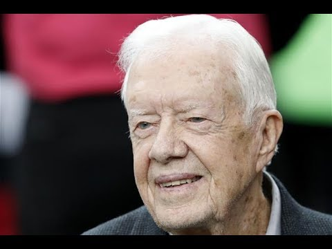 Jimmy Carter: Let Me Talk To Kim Jong Ün