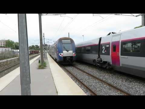 TGV sud est, Z2N et thello a Antibes