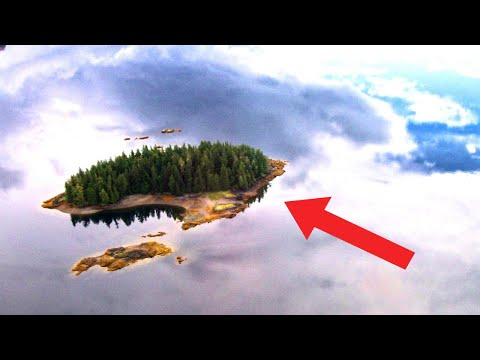 Islands You Won't Believe Exist!