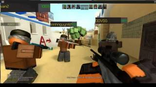 Roblox ( Counter Blox Roblox Offensive ): Cùng nhau quẩy game 2