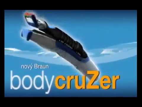 מעולה מכונת גילוח לגוף לגבר בראון - YouTube PO-06