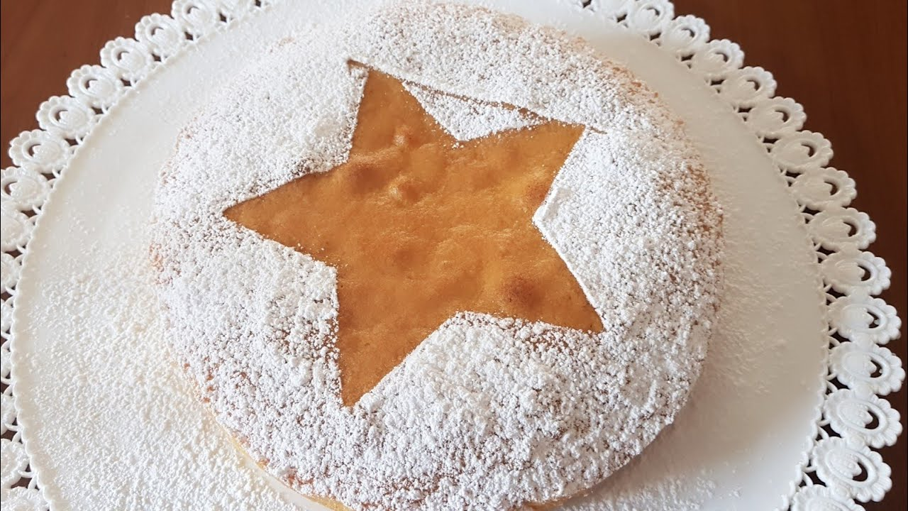 Torte Da Credenza Ricette : Torta paradiso ricetta di iginio massari torte da credenza