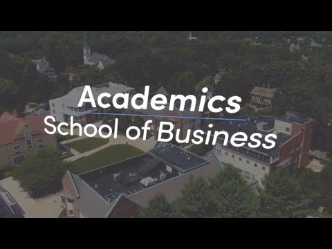 Lasell University School of Business
