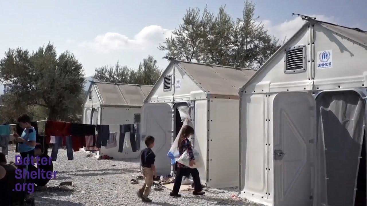refuge shelter images for kids