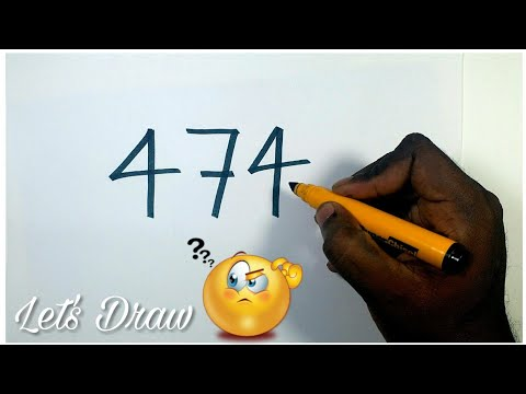Very Easy ! 474 with How to Draw a MOSQUE with simple lines / Mosque Drawing / Art for children's