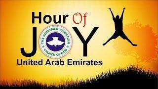 RCCG United Arab Emirates HOUR OF JOY