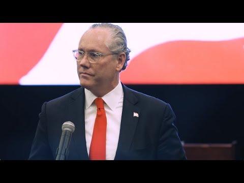Announcement Highlights | John Kingston for US Senate | Massachusetts