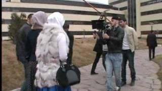 Кавказская пленница наоборот: первое чеченское кино