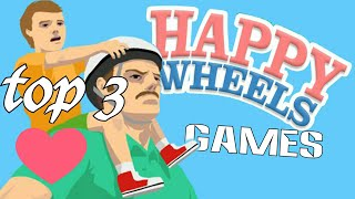 Top 3 Games Like Happy Wheels For Android In Hindi Yucker_tv