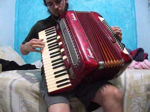 Trollpolska - Svensk Folk Music on the Accordion