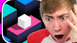 CUBE JUMP (iPhone Gameplay Video)