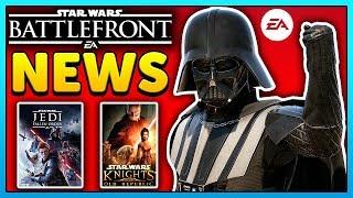 A Star Wars Battlefront Was Cancelled! Kotor, Fallen Order Sequel Rumor!