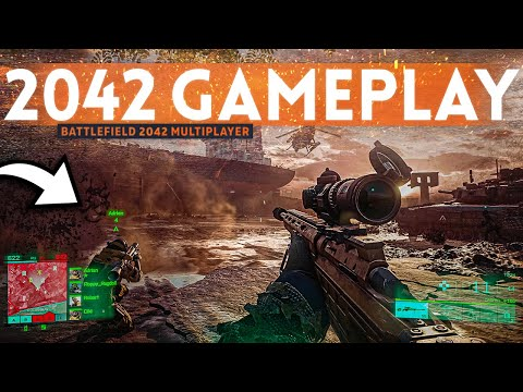 Battlefield 2042 Multiplayer Gameplay Breakdown + HIDDEN DETAILS!