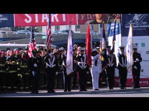Thousands continue to run race honoring 9/11 firefighter