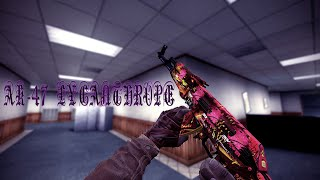 AK-47 Lycanthrope • Holographic stickers
