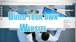 Build your own Website | Wix Tutorial 2018 (ADI + Editor)