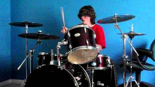 Aphex Twin - IZ-US Drum Cover.