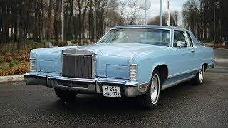 ТАЧКА МЕЧТЫ МИХЕЕВА - LINCOLN CONTINENTAL 1978