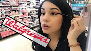 FULL FACE OF DRUGSTORE TESTERS | YessiWaters