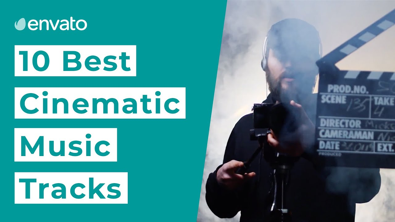 21 Cinematic Music Tracks to Inspire and Excite Your Next Video