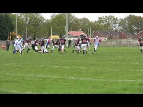 Football Player Trucks (Alex Jenkins)