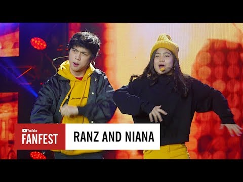 Download Youtube: Ranz Kyle & Niana Guerrero @ YouTube FanFest Indonesia 2017