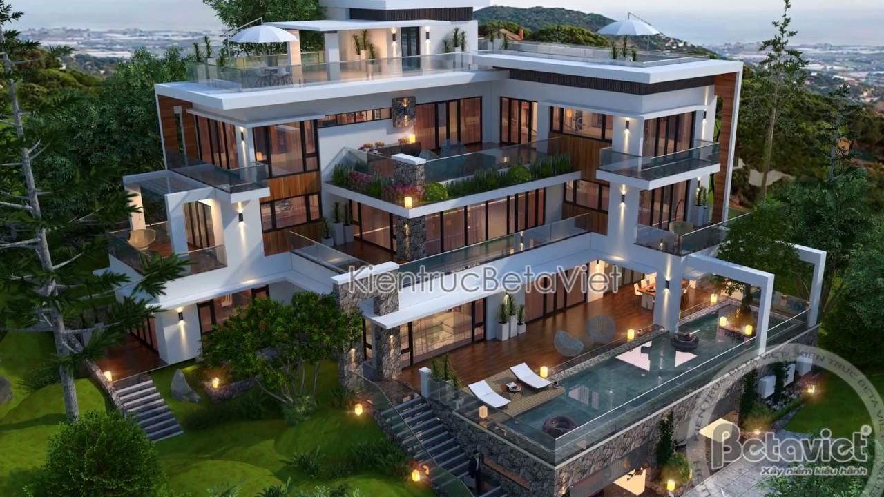 Siêu Biệt Thự Hiện Đại 10 Tỷ Trên Đảo Phú Quốc Đẹp Cỡ Nào?