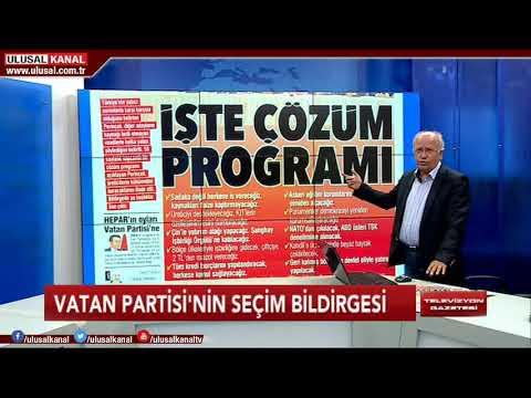 Televizyon Gazetesi- 21 Mayıs 2018- Ulusal Kanal