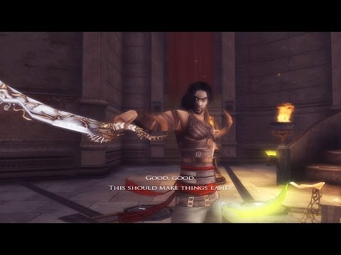 LAST LIFE UPGRADE + WATER SWORD - Prince Of Persia: Warrior Within - Walkthrough Part 30 (1080p)
