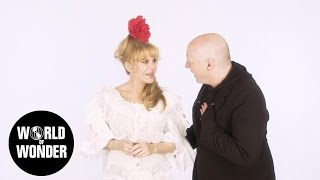 CHARO on James St. James Interviews!