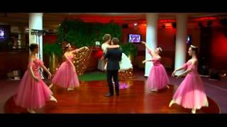Сопровождение первого танца молодоженов(Первый танец молодоженов в сопровождении Классического балета