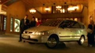 Honda Odyssey TV Ad - Rythym of Life (Australia) 1998