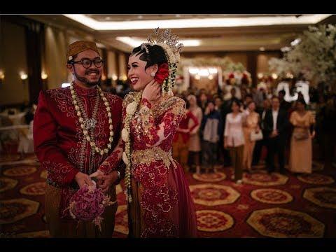Ajeng & Ega Wedding at JW Marriot Jakarta