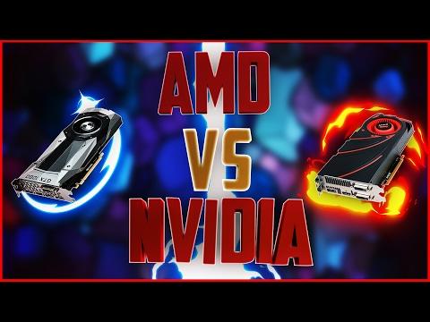 AMD VS NVIDIA ЧТО ЛУЧШЕ ? СТАРАЯ ВИДЕОКАРТА НА УЛЬТРАХ