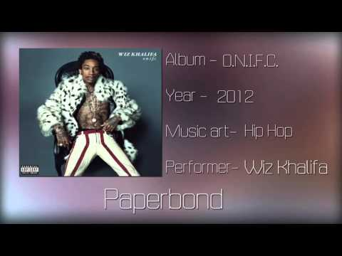 Wiz Khalifa Paperbond (Mp3+Download)