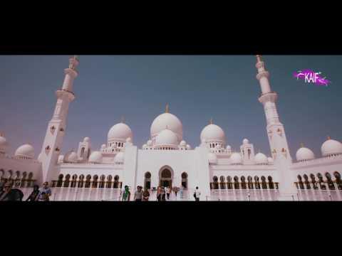KAIF - Energy Drink goes ABU DHABI // DUBAI · BIG BOYS TOYS EXHIBITION // 50K ENERGY DRINK