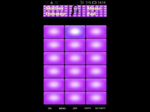 Skrillex dubstep music pad #1