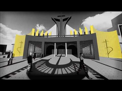 Catanduvas Online-Projeto de Reforma da Igreja Matriz de Catanduvas/SC
