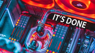 Download IT'S DONE!  The EPIC Workstation Build Is Alive! Mp3 and Videos