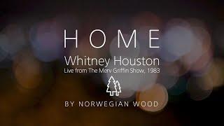 Home - whitney houston   male karaoke-inst-mr the merv griffin show version by norwegian wood
